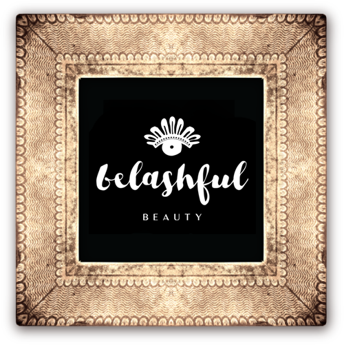 Belashful Beauty Salon Branding