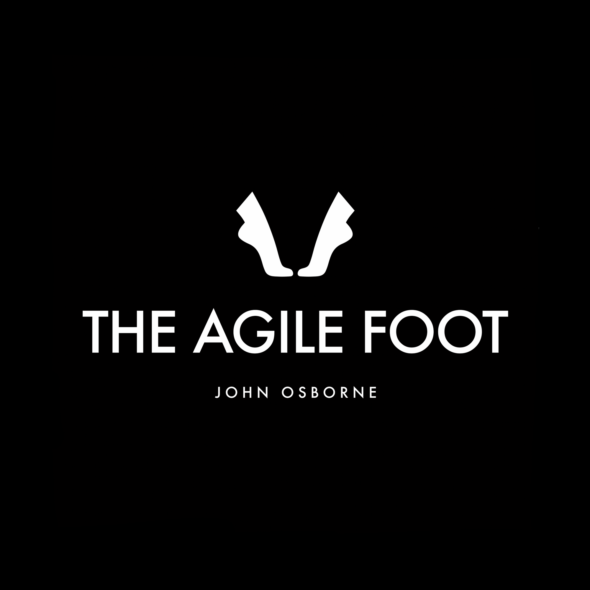 The Agile Foot Logo Design