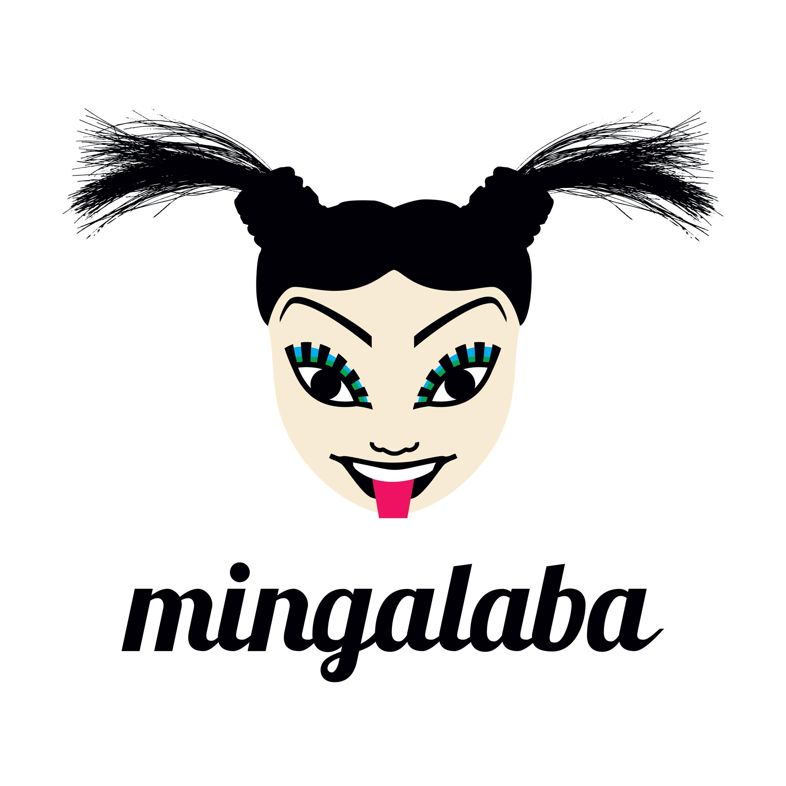 Mingalaba Byron Bay Logo Design