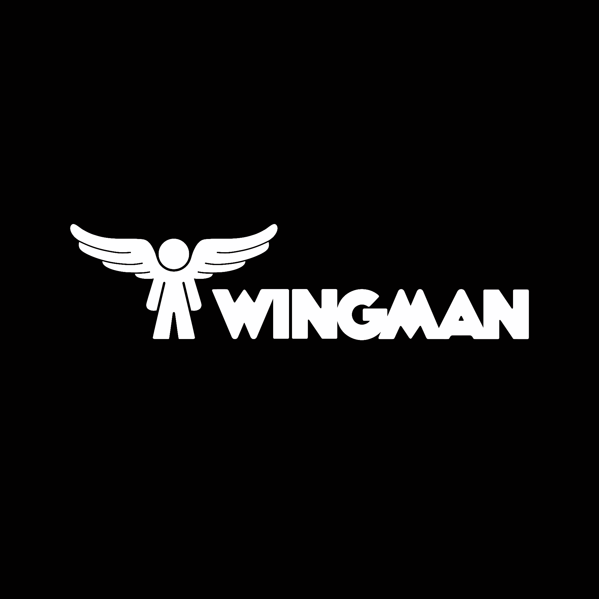WINGMAN LOGO design
