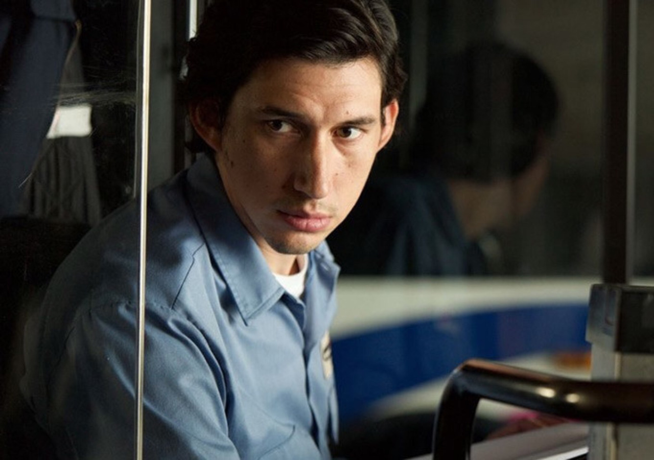 Paterson  (2016) , Starring Adam Driver