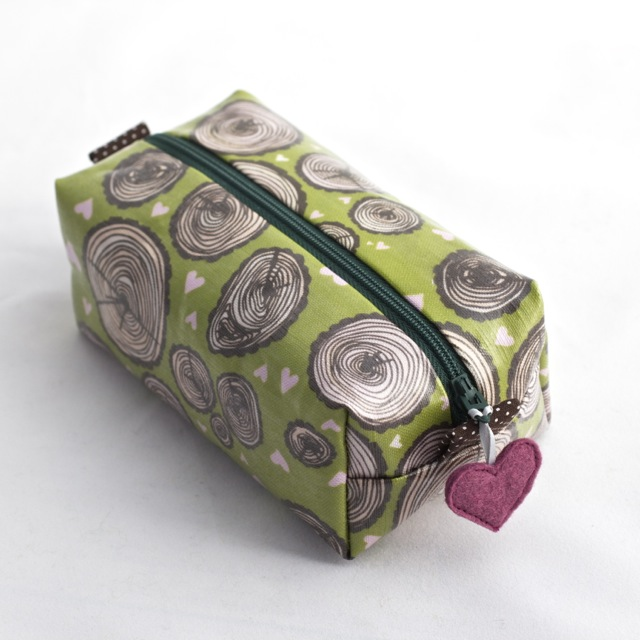 Laminated Zipper Pouch