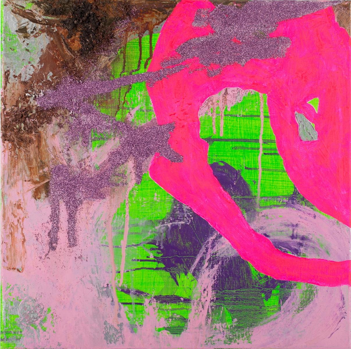 Hot Pink Hurricane