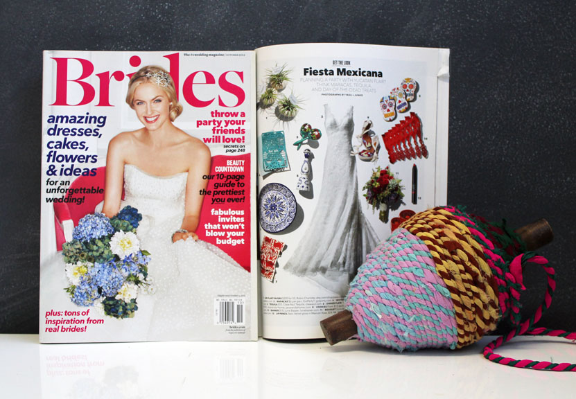 Brides Magazine - October 2012