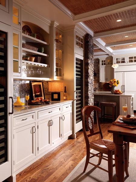 Cabinetry: Plain & Fancy #1