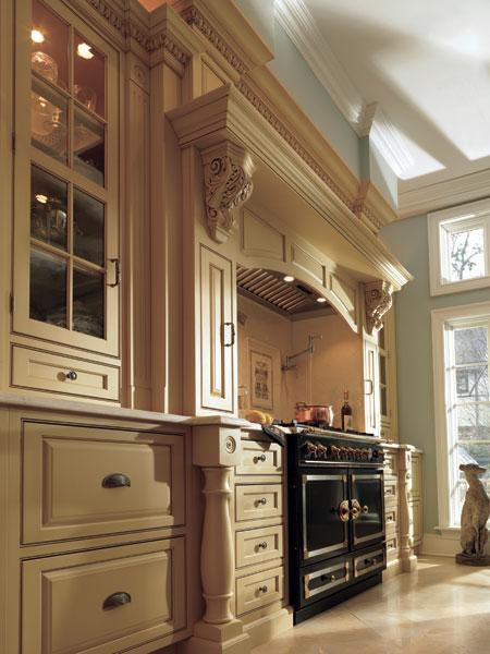 Cabinetry: Plain & Fancy #2