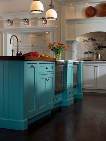Cabinetry: Plain & Fancy #3