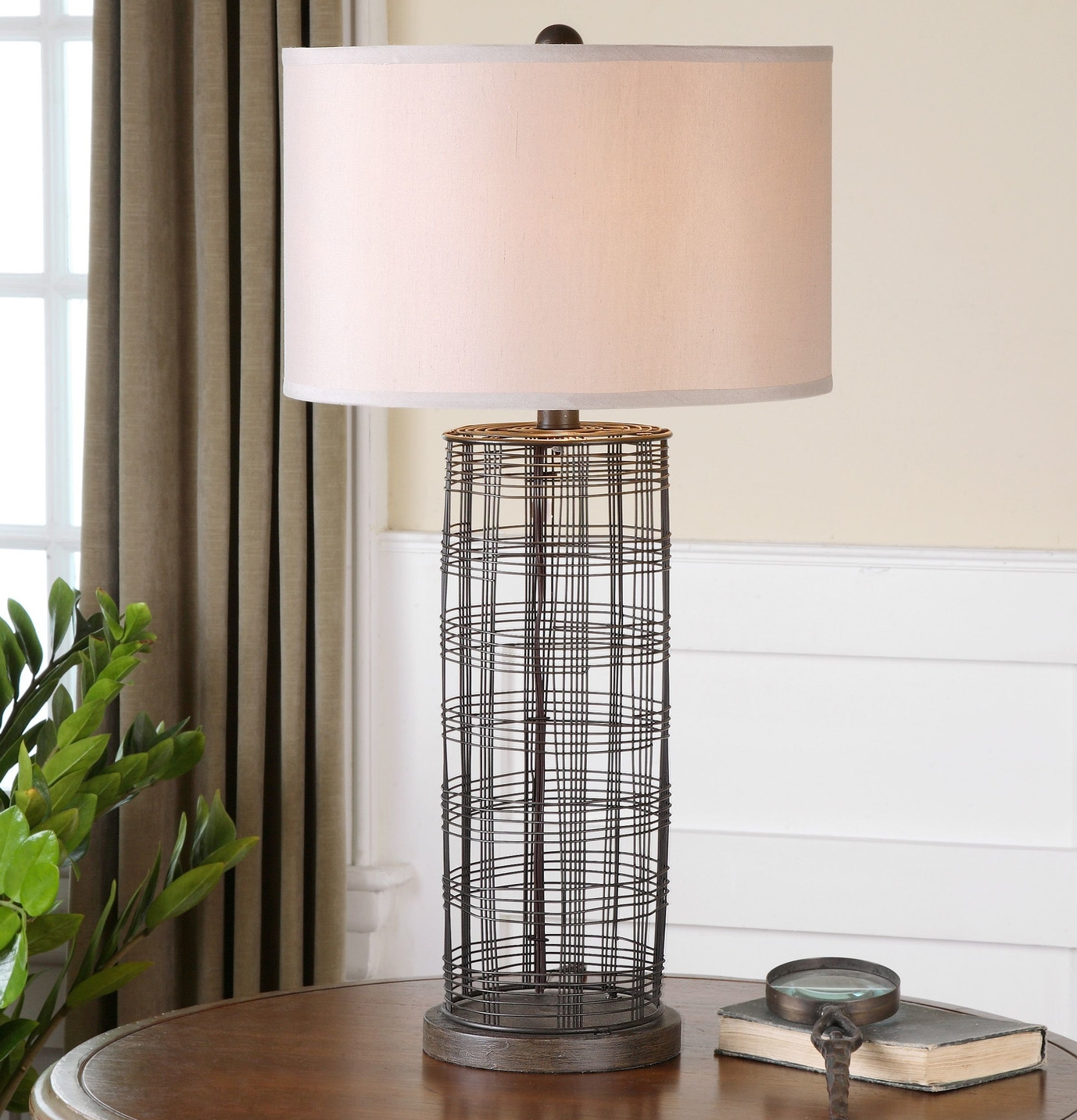Uttermost-Engel-Metal-Wire-30-H-Table-Lamp-with-Drum-Shade-26177-1.jpg