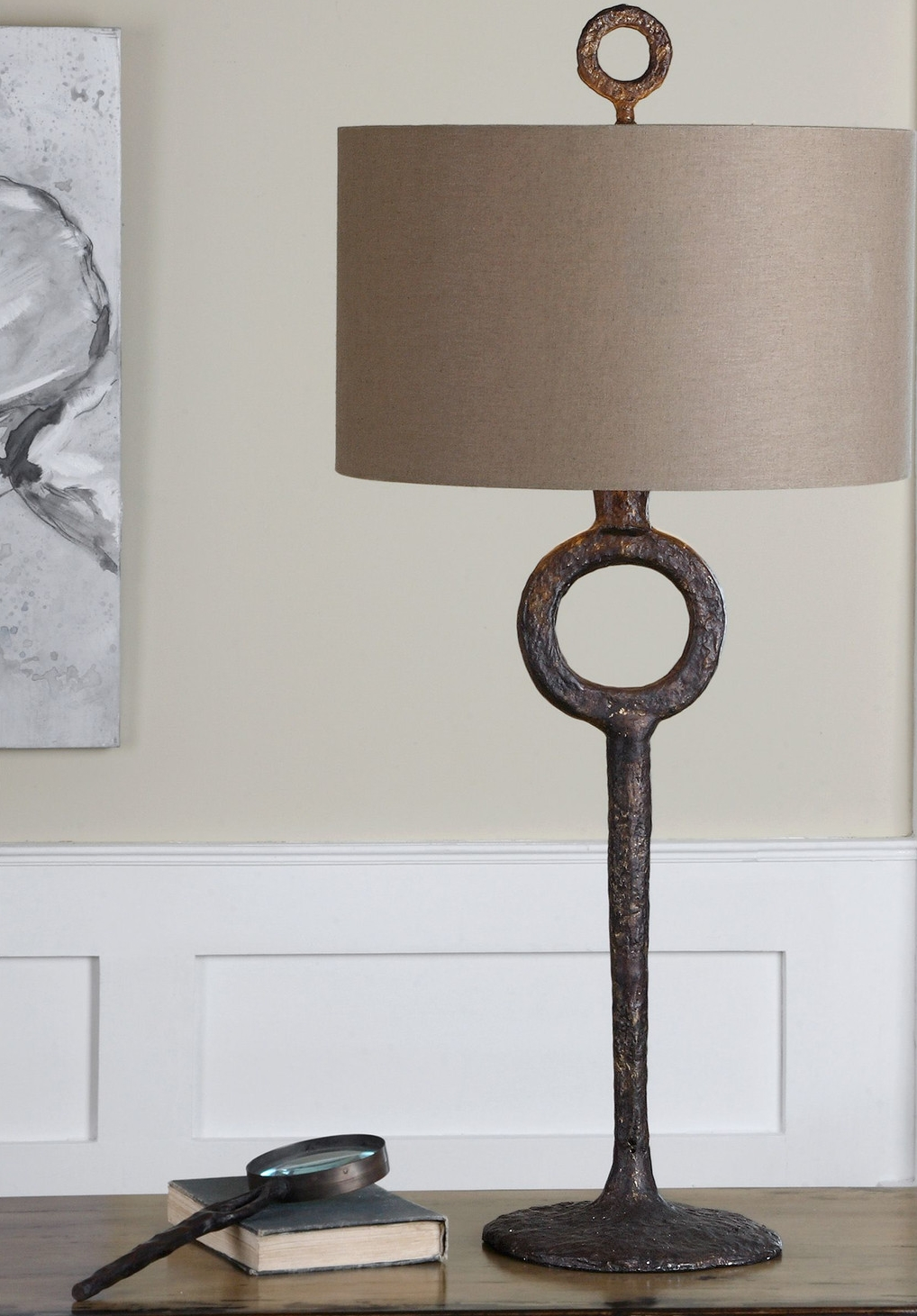Uttermost-Ferro-34.75-H-Table-Lamp-with-Drum-Shade-27663.jpg