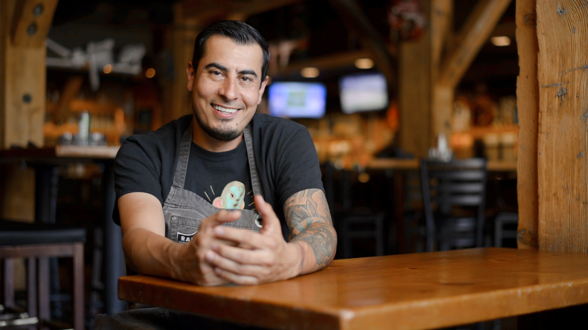 Cocinero Mexicano & Co-Owner of Machete Restaurants