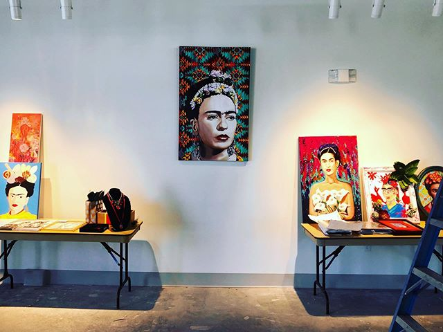 Could not be more excited to host FRIDA KAHLO: A Celebration of Life this weekend! Started by D3 Arts, this event has become a Westwood staple and it's only fitting the first official event at RISE Westwood! #westwoodcreativedistrict #westwoodcreativedistrictandd3arts