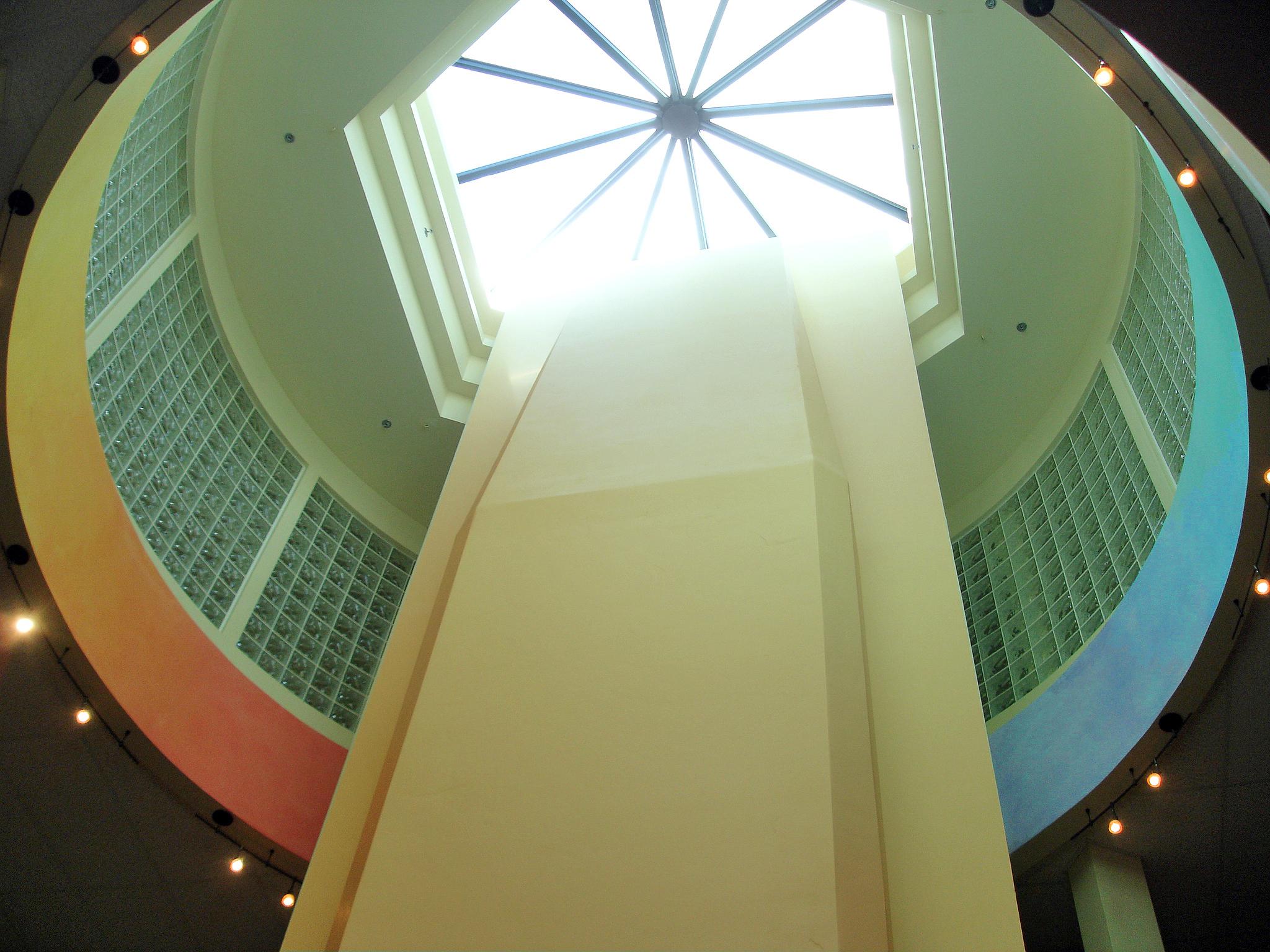 Win Institute Atrium