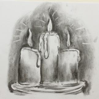 Lesson Twenty-seven: Charcoal candles