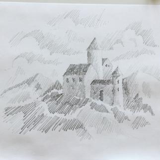 Lesson Twenty-eight: Pencil, drawing/printer paper, eraser