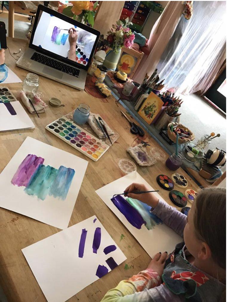 Art Lessons for Kids