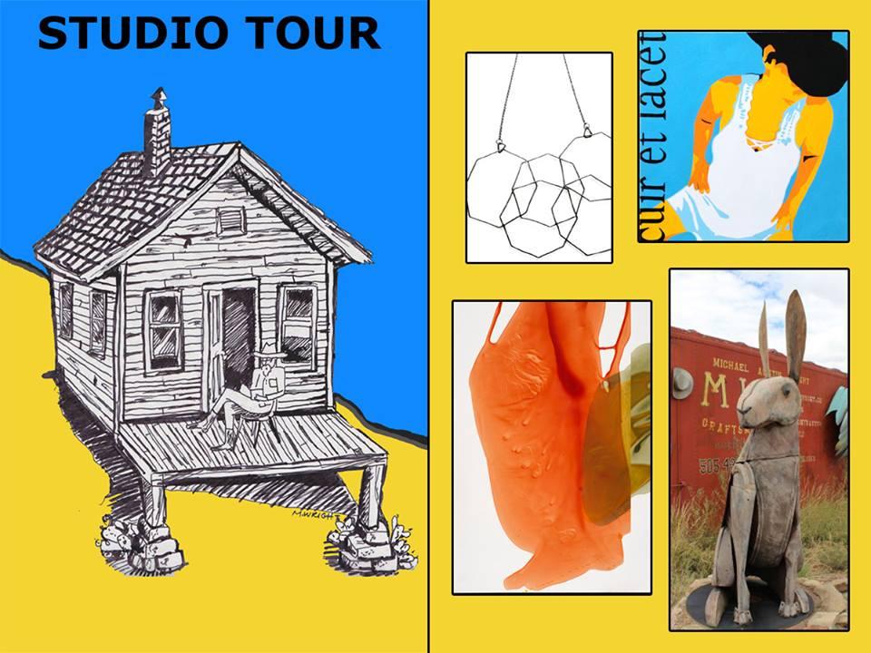 ad for Madrid Studio Tour