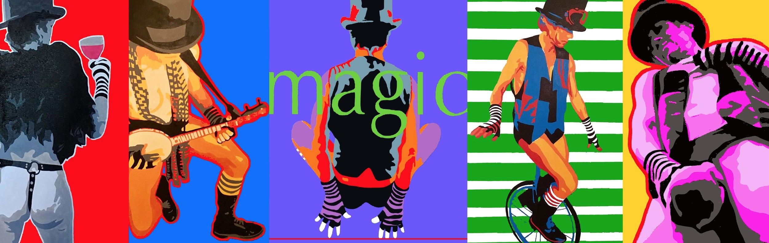 cirque de la vie: a vibration of queer magic