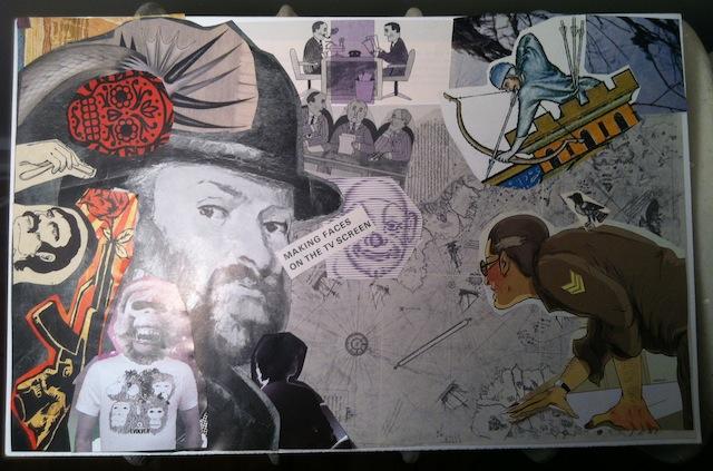Collage no. 2 I made.