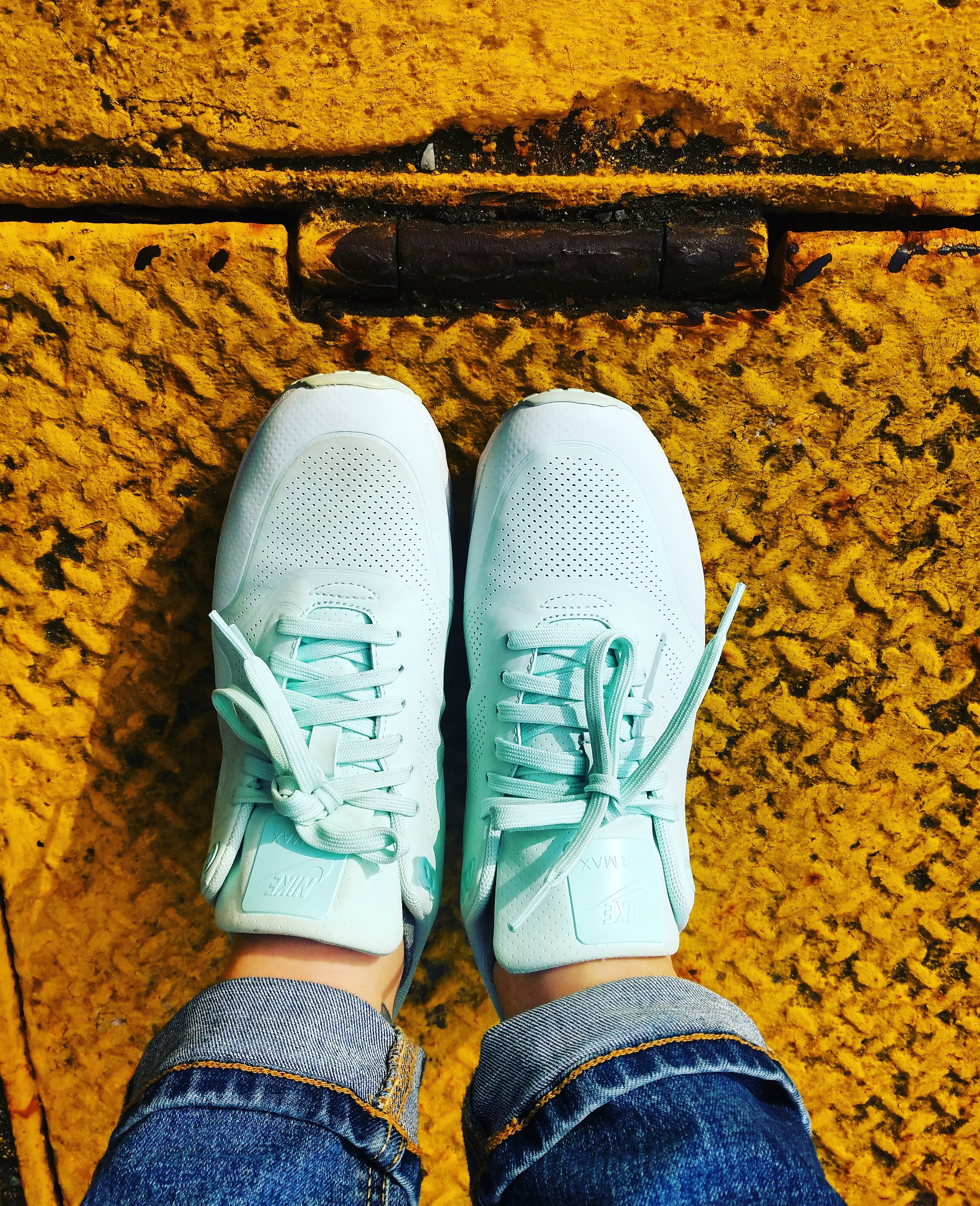 good shoes take us good places.