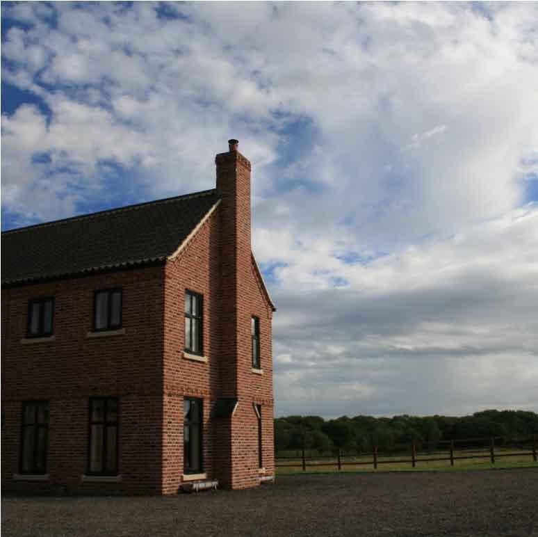 NEW FARMHOUSE   Residential