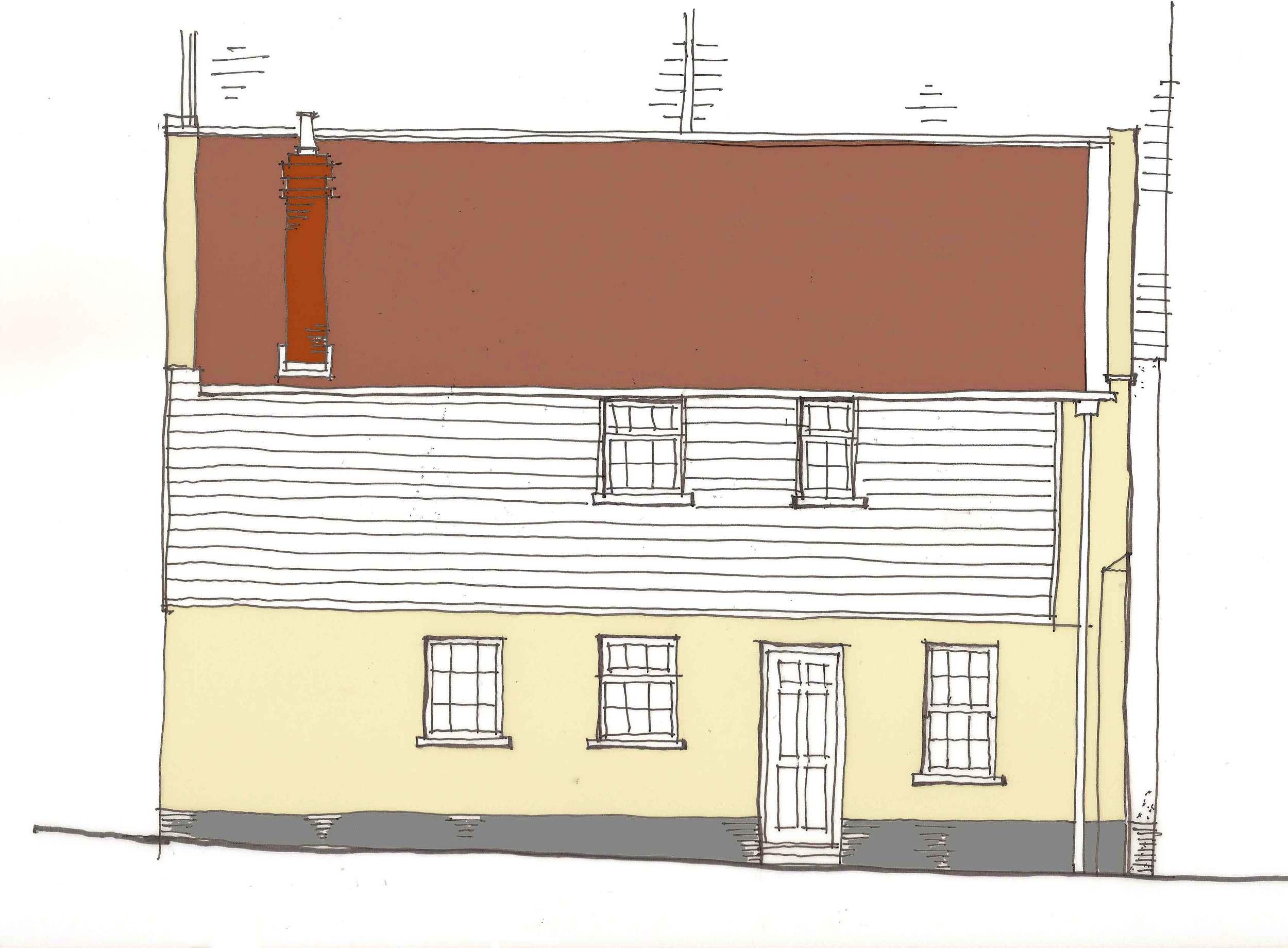 External Refurbishment, Buxton