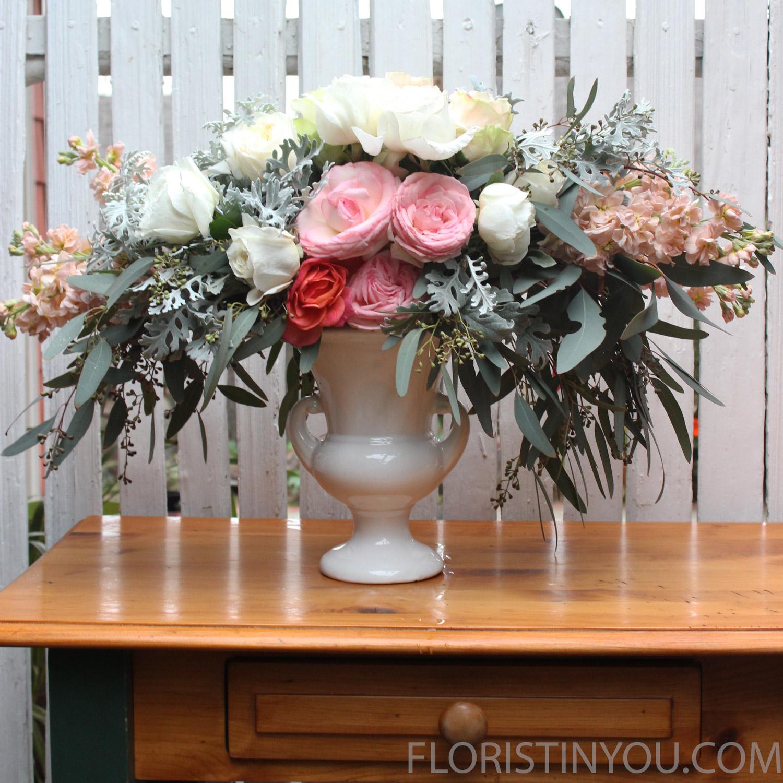 Just because...David Austin and Garden Spirit roses