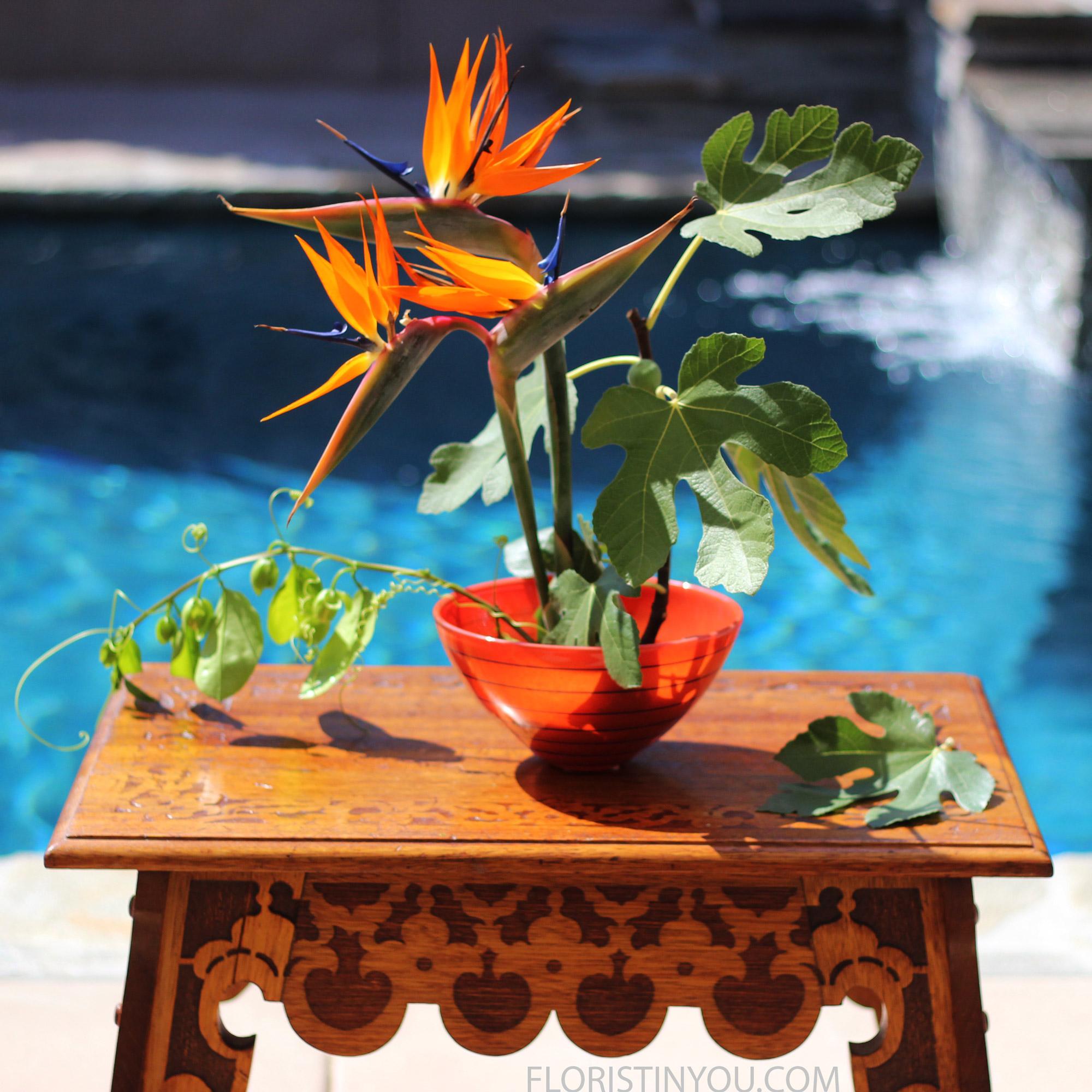 Ikebana Inspired