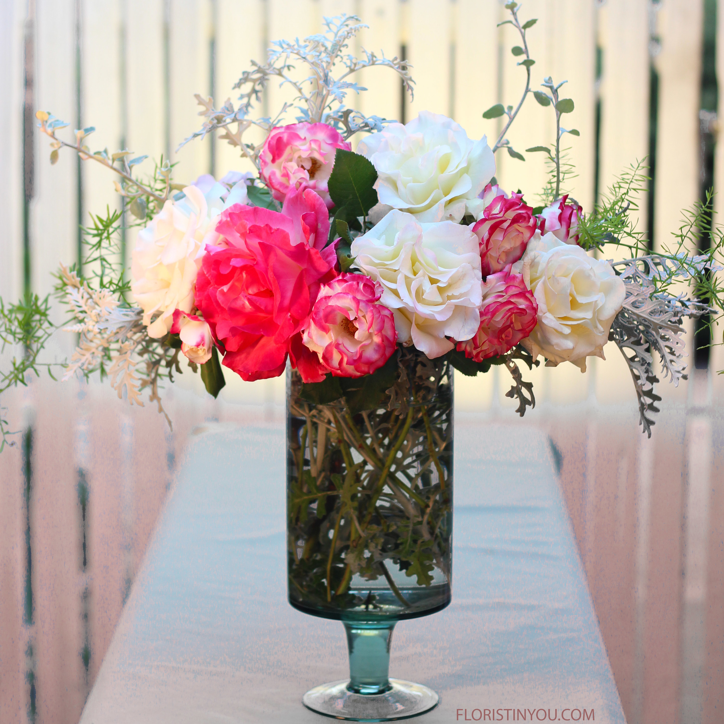 Roses for Mrs. Miller