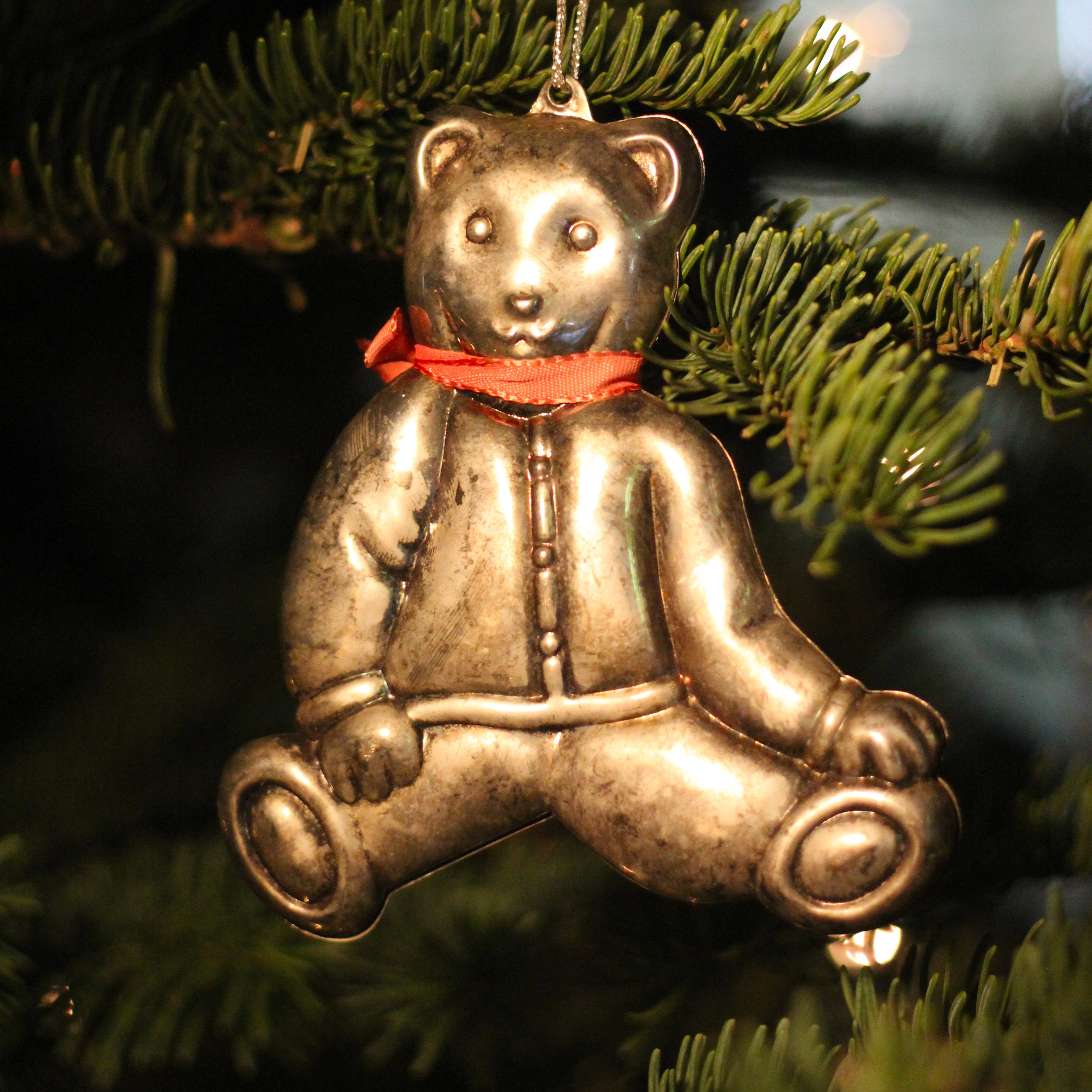 And your other tin ornaments.