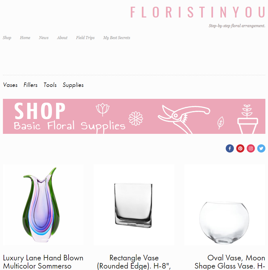Shop for Basic Floral Supplies