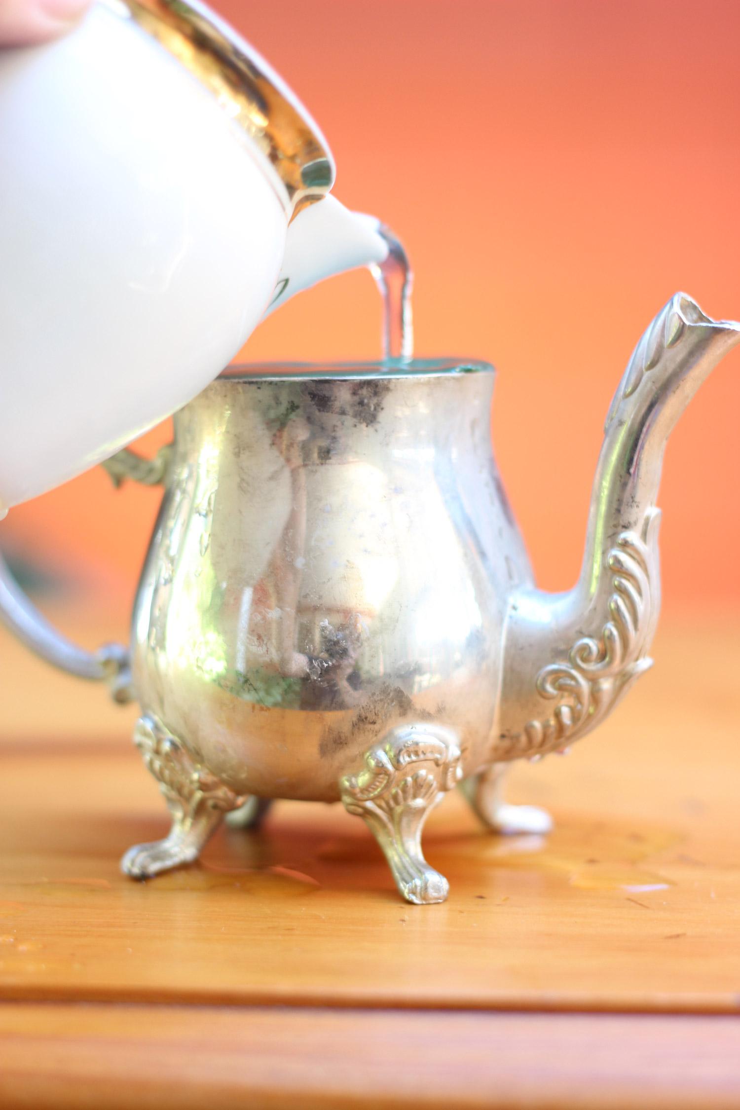 Repeat for tiny tea pot.
