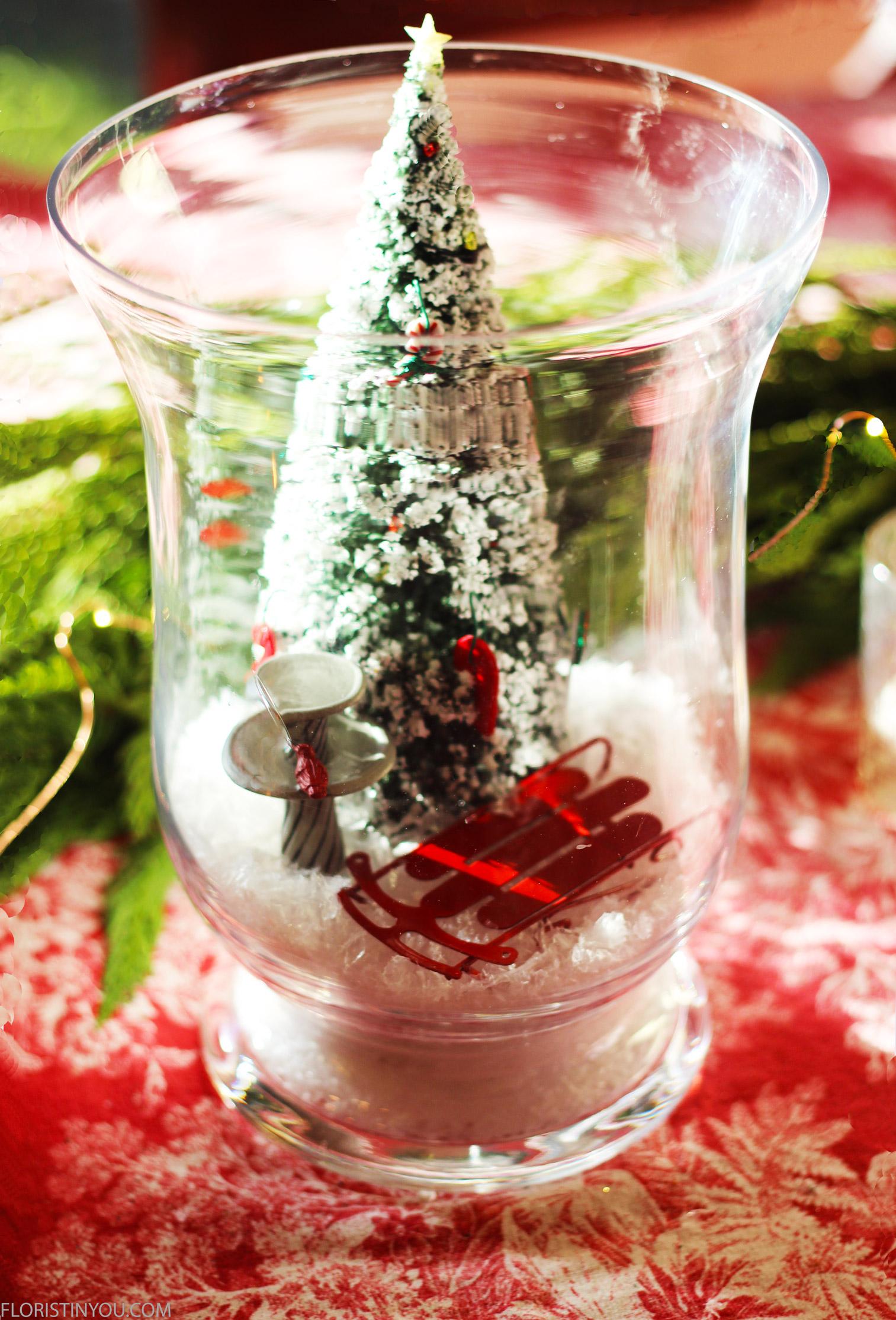 Perfect Christmas Centerpiece