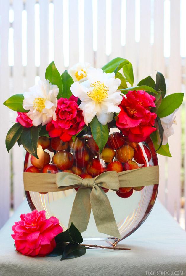 Camellias & Apples