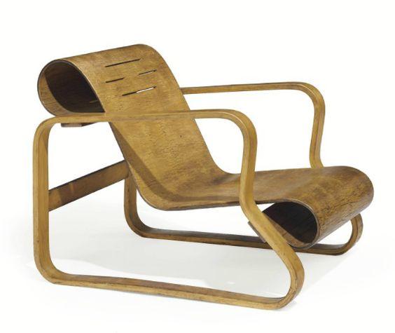 Paimo Chair by Alvar Alto