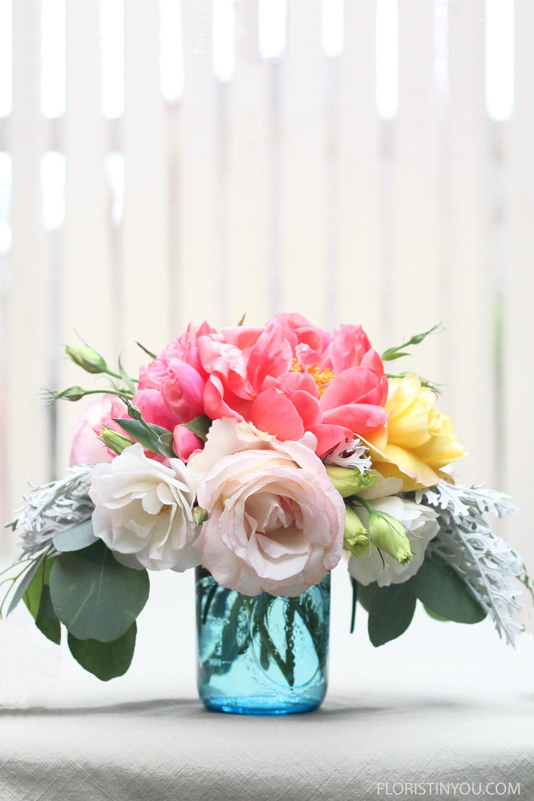 Summer Giants - Peonies & Garden Roses