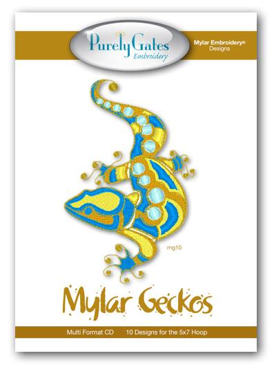 Mylar Geckos