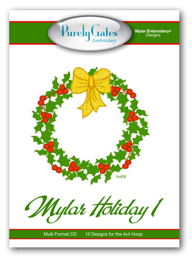 Mylar Holiday 1