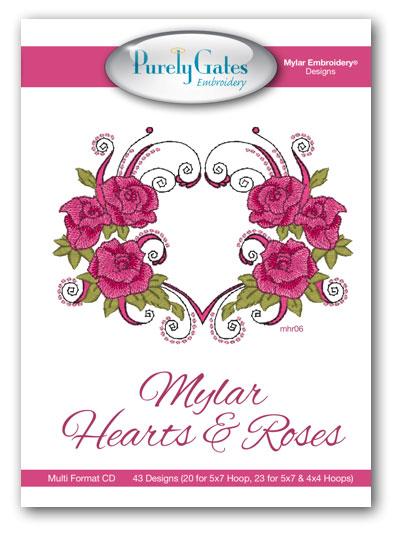 Mylar Hearts & Roses