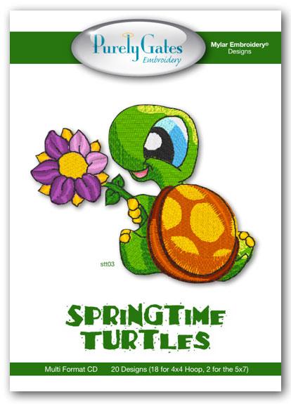 Springtime Turtles
