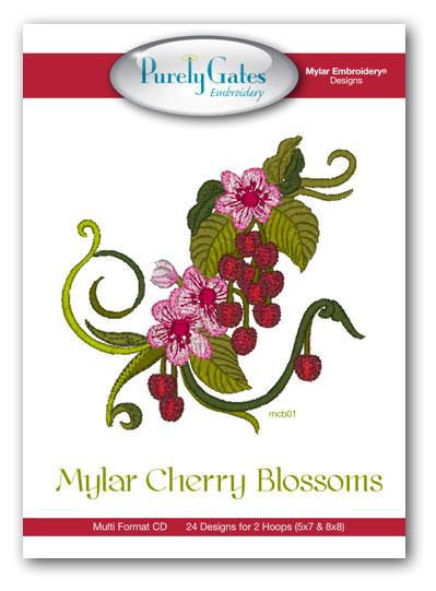 Mylar Cherry Blossoms
