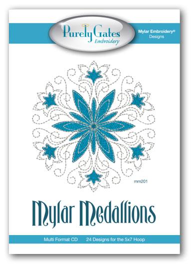 Mylar Medallions