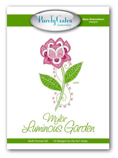 Mylar Luminous Garden