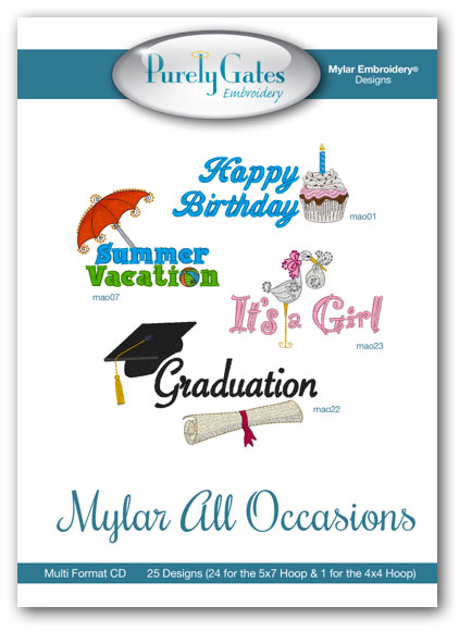 Mylar All Occasions