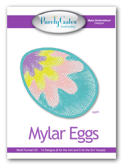 Mylar Eggs