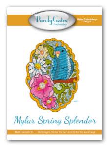 Mylar Spring Splendor