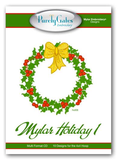 Mylar Holiday 1