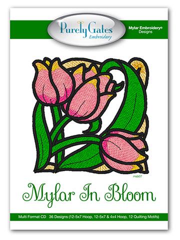 Mylar In Bloom