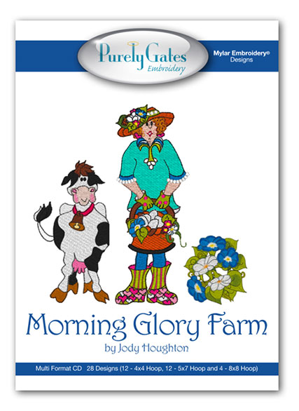 Morning Glory Farm by Jody Houghton
