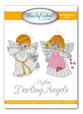 Mylar Darling Angels