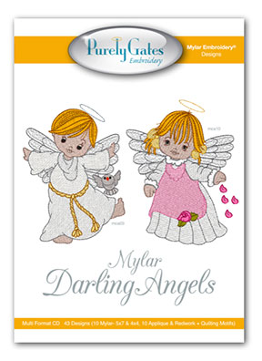 Mylar Darling Angels